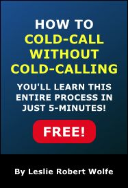 Cold call without cold calling!