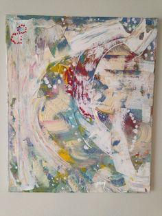 Acrylics in canvas