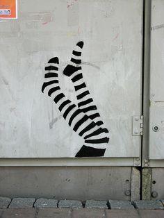 Leg stencil, Tampere