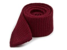 KNITTED SOUL SOLID - BURGUNDY
