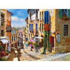Saint Emilion, France - Jigsaw Puzzle By Castorland Saint Emilion, Chiang Mai, Westminster, Jigsaw Puzzles, Santorini, Saints, Gates, Safari, Santos