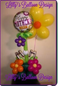 Mother's Day, Mothers Day Balloon bouquet, flower balloons Happy Mothers Day Song, Mother Day Wishes, Happy Mother's Day Gif, Happy Mother's Day Card, Balloon Arrangements, Balloon Decorations, Balloon Ideas, Balloon Flowers, Balloon Bouquet