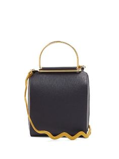 ROKSANDA Besa leather shoulder bag | Architect's Fashion