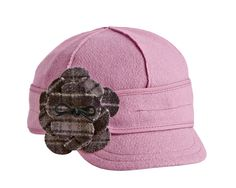 Limited Edition Petal Pusher color - get yours from Stormy Kromer before they're all gone!