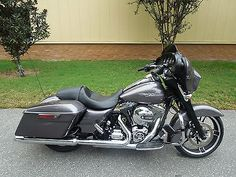 Harley-Davidson : 2014 Street Glide