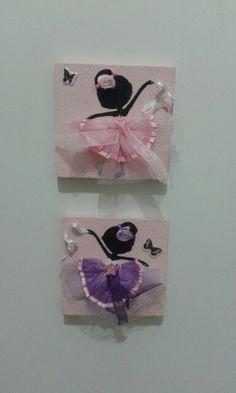 Ikili balerin magnet hediyelik yeni fikirler