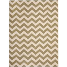 Safavieh Courtyard Bailey Power-Loomed Indoor/Outdoor Area Rug or Runner, Green