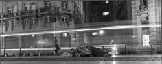 """Photo Contest """"The Photo Brigade, Robert Caplin e Matt Eich"""". Vote for """"Nap on the Streets"""", by Aline Dainezzi.    """"This photo was taken in Sao Paulo, at night, and shows a situation experienced by many, unfortunately."""""""
