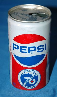 1976 Vintage Historical Pepsi Can UConn's by stowawayantiques, $13.00