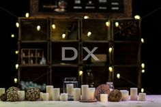 Apple boxes, bar back - DX DESIGN Rentals