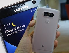 LG G5 vs. Galaxy S7 vs. Galaxy S7 Edge: Compare all these high end smartphone here. Check out latest specification and features of these flagship phones.