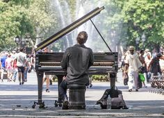 Learning to play the piano chords is the basic step towards playing the instrument proficiently. Here we will look at 15 ways to improve your piano chords. Top 10 Music, Jouer Du Piano, Mundo Musical, Street Musician, Playing Piano, Music Promotion, Indie Music, Music Music, Piano Music