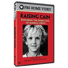 Raising Cain: Exploring the Inner Lives of America's Boys PBS Home Video