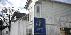 Renting is becoming more common around New Zealand, but the majority of dwellings are occupied by owners. Photo / NZ Herald