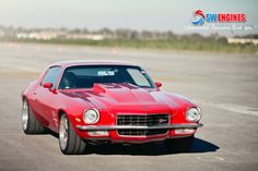 """#SWEngines Cheverolet camaro 2nd gen.Dubbed """"Super Hugger"""",the second-generation Camaro was developed without the rush of the first generation and benefited from a greater budget justified by the success of the first generation"""