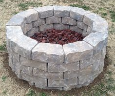 1000 images about what to do with my stupid lava rocks for Lava rock pavers