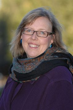 Elizabeth May: leader of the Green Party