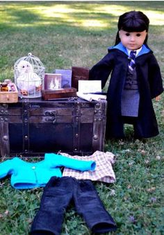 American girl doll Harry Potter