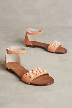 Slide View: 1: Morena Gabbrielli Pearl Sandals