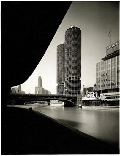Hedrich Blessing  Marina City, Chicago  1963