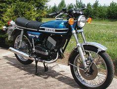 RD 350, 1976