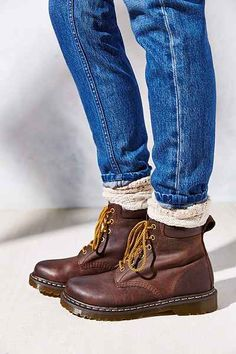 Dr. Martens 939 6-Eye Hiker Boot - Urban Outfitters