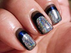 Half Border Nails