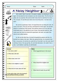 Imaginative Reading Comprehension - A Noisy Neighbor