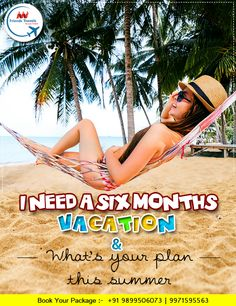 whats your plan this summer