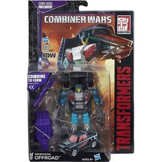 "Transformers Generations: Combiner Wars Offroad 5.5"" Action Figure (Wave 2 Deluxe) 