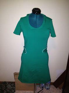 Tricot kleedje