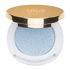 TRUE Isaac Mizrahi Ice Eye Shadow Powder ($8.99) ❤ liked on Polyvore featuring beauty products, makeup, eye makeup and eyeshadow