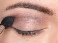 Wondering what's the difference between a smoky eye and shadow applied in the crease? Your answers are here in the Anatomy of Eyeshadow Shapes #eyeshadow #techniques