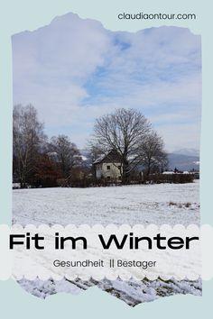 Fit im Winter für Bestager. Tipps für Bestager Fitness. Fit bleiben 50plus