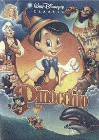 피노키오 Pinocchio, 1940