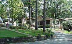 Hot Springs Arkansas Cottages | Lake Hamilton Cabin Rentals