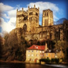 We played here a few times and went to little café by the river. It was next to Durham Cathedral