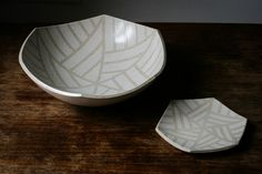 Kezemura handmade ceramics fruitbowl