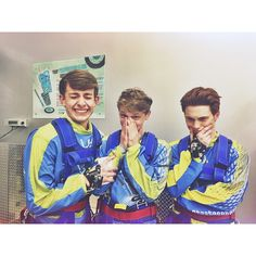 """""""Just jumped off the Stratosphere. Felt every emotion. We survived. """""""