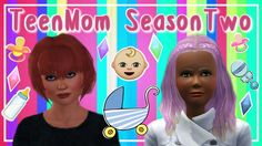The Sims 3: Teen Mom (Season Two) | Episode 6 | It's not what she wants!