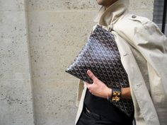 GOYARD BAG - Design Darling