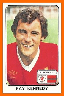 Ray Kennedy 1974-82 Liverpool