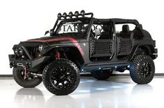 Jeep : Wrangler Unlimited El