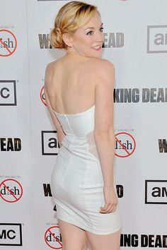 """""""The Walking Dead"""" Season 3 Premiere 2013 #EmilyKinney"""