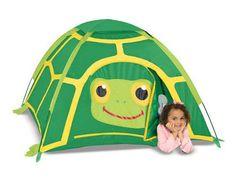 Melissa & Doug Tootie Turtle Kid's Tent