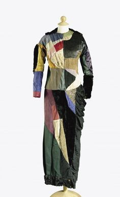 Robert Delaunay, Sonia Delaunay, Art History, Parisian, High Neck Dress, Plaid, Google Search, Dresses, Design