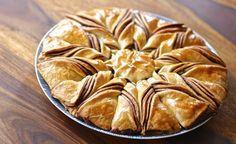 Receitas práticas de culinária: Coroa De Nutella