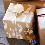 Keepsake Wrapping - 10 Prettiest Last-Minute Wrapping Ideas