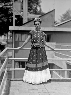 Frida Kahlo, Fashion Icon On Display In 'Appearances Can be Deceiving' Exhibition In Mexico (PHOTOS)