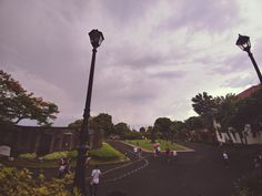 Ianna lopez: Fort Santiago is part of the structures of the walled city of Manila Intramuros. Fort Santiago, Intramuros, Walled City, Manila, Cn Tower, Building, Travel, Viajes, Buildings